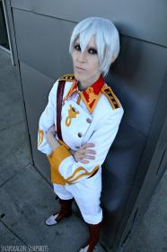 L-elf from Valvrave the Liberator worn by M Is For Murder