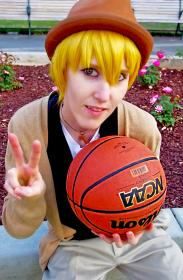 Ryota Kise from Kuroko's Basketball worn by M Is For Murder