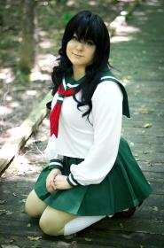 Kagome Higurashi from Inuyasha worn by Tham