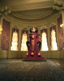Queen Amidala from Star Wars Episode 1: The Phantom Menace  by Tham