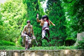 Mikasa Ackerman from Attack on Titan worn by Tham