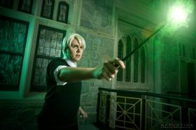Draco Malfoy from Harry Potter worn by Tham