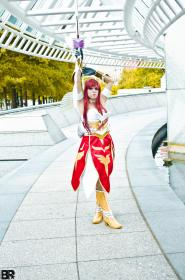 Erza Scarlet from Fairy Tail by Tham