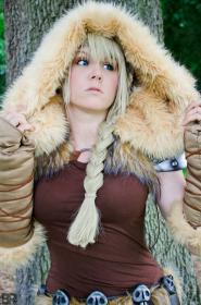 Astrid from How to Train Your Dragon 2 worn by Tham