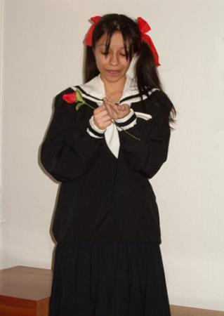 Yumi Fukuzawa from Maria-sama ga Miteru