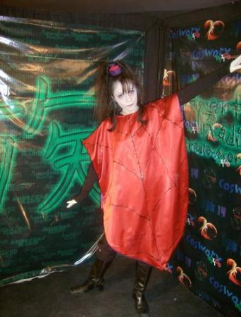 Lydia Deetz from Beetlejuice worn by akza
