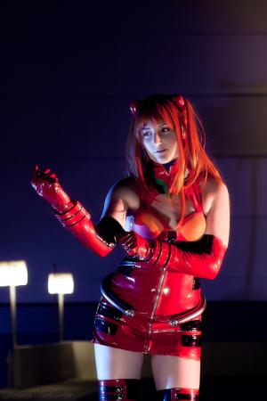 Asuka Langley Sohryu from Neon Genesis Evangelion worn by TotallyToastyAri