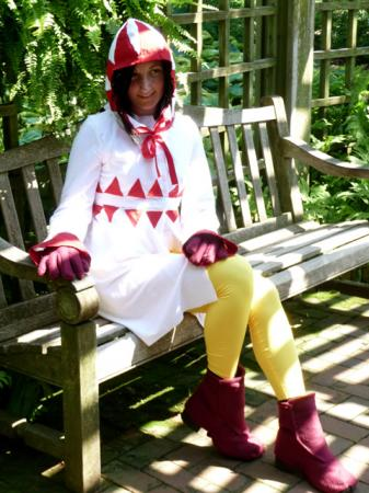 Garnet til Alexandros the 17th from Final Fantasy IX worn by Rikku-chan-Ari
