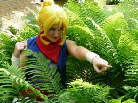 Tetra from Legend of Zelda: The Wind Waker worn by Rikku-chan-Ari