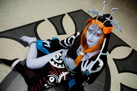 Midna from Legend of Zelda: Twilight Princess worn by TotallyToastyAri