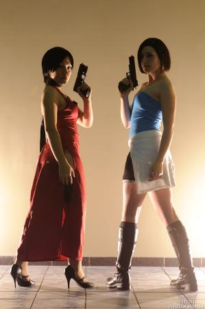 Jill Valentine from Resident Evil 3: Nemesis worn by TotallyToastyAri