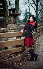 Asami Sato from Legend of Korra, The worn by TotallyToastyAri