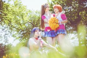 Kotori Minami from Love Live! by TotallyToastyAri