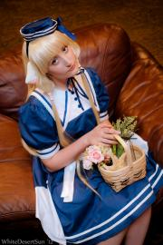 Chi / Chii / Elda from Chobits worn by Rikku-chan-Ari