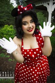 Minnie Mouse from Disney worn by Mistress_9