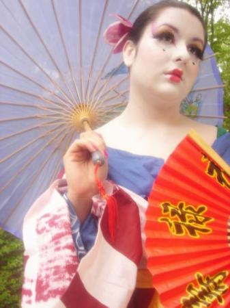 Geisha from Original Design worn by Mistress_9