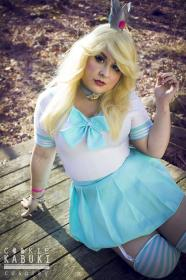 Rosalina from Mario Bros worn by Mistress_9