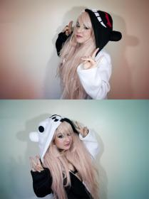 Junko Enoshima from Dangan Ronpa worn by Mistress_9