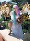Princess Celestia from My Little Pony Friendship is Magic worn by Mistress_9