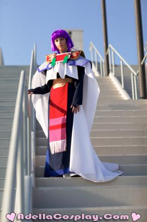 Ayeka from Tenchi Muyo worn by Adella