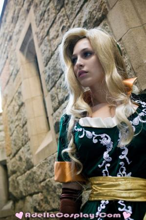 Maria Renard from Castlevania: Symphony of the Night worn by Adella