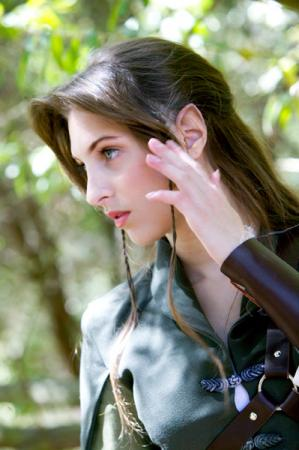 Elistriell from Lord of the Rings worn by Adella
