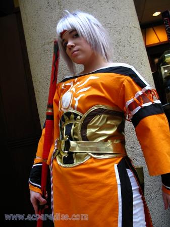 Prince from Suikoden V worn by Nyoko
