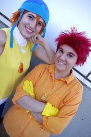 Koushiro Izumi from Digimon Adventure