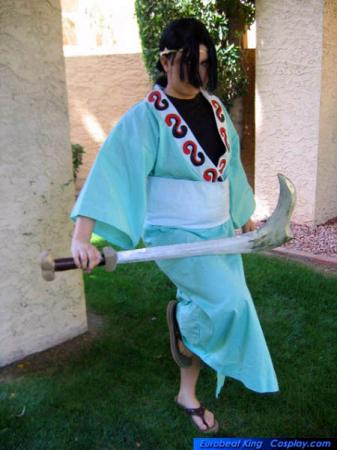 Anotsu from Blade of the Immortal worn by Jabi