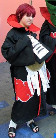 Sasori from Naruto worn by Jabi
