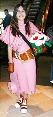 Mimi Tachikawa from Digimon Adventure worn by Jabi