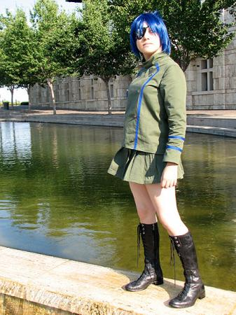 Chrome Dokuro from Katekyo Hitman Reborn! worn by Jabi