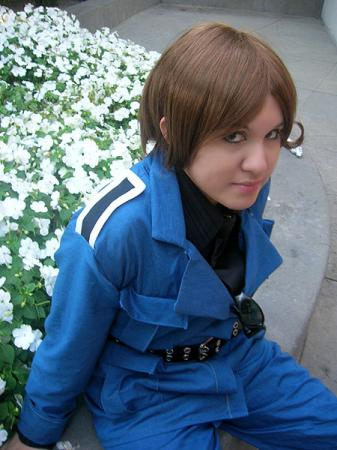 Italy (Veneziano) / Feliciano Vargas from Axis Powers Hetalia worn by Jabi