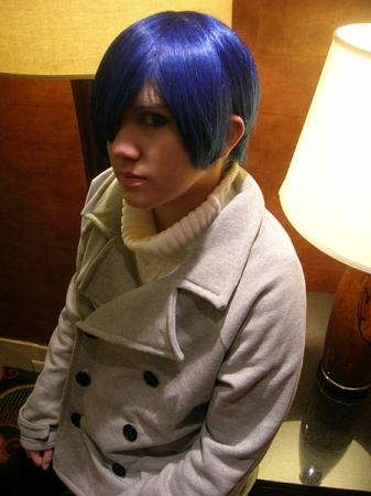 Main Character from Persona 3 worn by Jabi