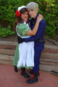 Hungary / Elizabeta H�derv�ry from Axis Powers Hetalia worn by Jabi