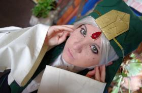 Jafar from Magi Labyrinth of Magic worn by Jabi