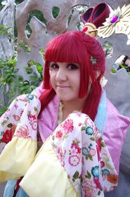 Kougyoku Ren from Magi Labyrinth of Magic worn by Jabi