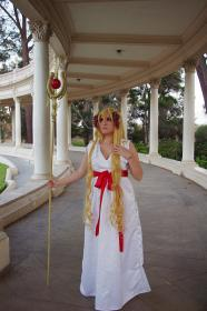 Scheherazade from Magi Labyrinth of Magic worn by Jabi
