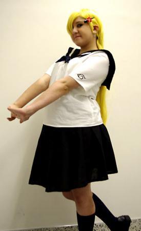 Ino Yamanaka from Naruto Shippūden