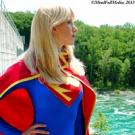 Supergirl from DC Comics worn by Unico