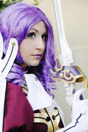 Cornelia Li Britannia from Code Geass worn by Chibiplum