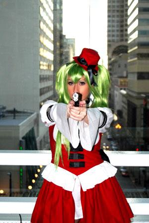 C.C. from Code Geass worn by Chibiplum