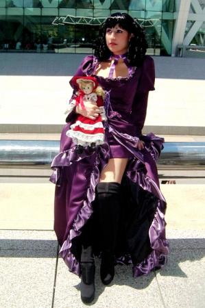 Lenalee (Rinali) Lee from D. Gray-Man worn by Chibiplum