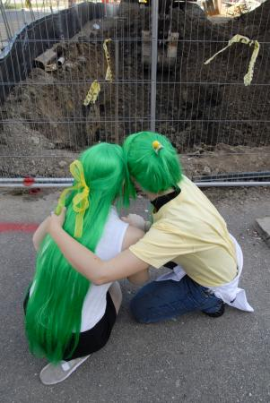Shion Sonozaki from Higurashi no Naku Koro ni worn by Chibiplum