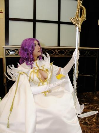 Cornelia Li Britannia from Code Geass R2 worn by Chibiplum