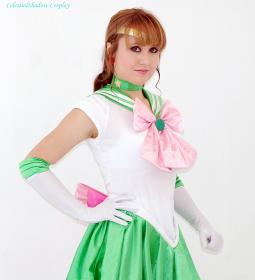 Sailor Jupiter from Sailor Moon worn by CelestialShadow19