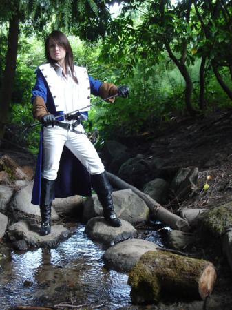 Richter Belmont from Castlevania: Symphony of the Night worn by CelestialShadow19