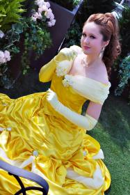 Belle from Disney Princesses worn by CelestialShadow19