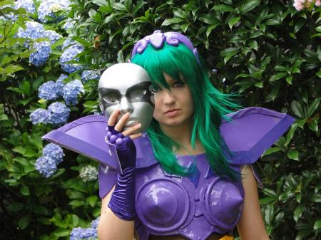 Ophiuchus Shaina from Saint Seiya worn by CelestialShadow19