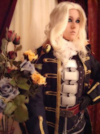 Alucard from Castlevania: Symphony of the Night worn by CelestialShadow19